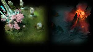 halloween background steam image dota 2 background dota ancients png steam trading cards