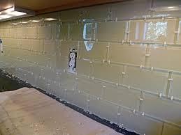 subway glass tile backsplash frosted glass subway tile backsplash home sweet dream home