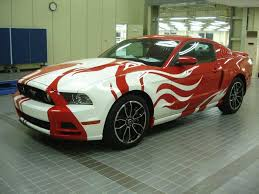 mustang paint schemes graphics like the commercials mustang evolution custom dress