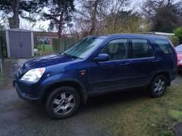 honda crv cr v 2004 executive ac leather interior in county