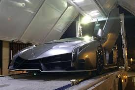 lamborghini veneno a rare lamborghini veneno is up for sale only 11 million