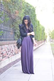 maxi dress for work