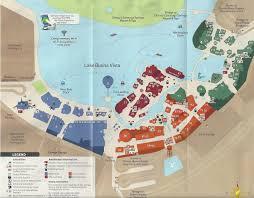 Epcot Center Map Brand New Disney Springs Guide Map Including