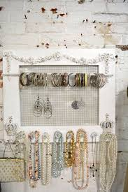 Shabby Chic Jewelry Display by 24 Best Schmuckaufbewahrung Jewellery Stand Images On Pinterest