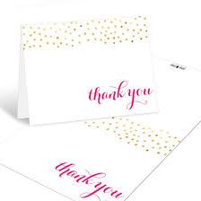 bridal shower thank you cards bridal shower thank you cards custom designs from pear tree