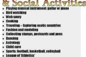 Best Hobbies In Resume by Hobbies In Resume List List Of Hobbies For Resume Samples Of