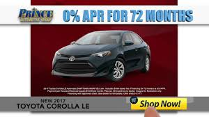 toyota dealer sales toyota time sales event is on at prince toyota tifton ga 229