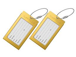 business card luggage tags luggage tags business card holder