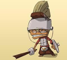 secret sketch laboratory gladiator