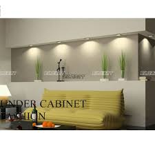 Led Kitchen Cabinet Downlights 6pcs Lot 3w 12v Kitchen L Flat Surface Downlight Led