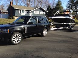 supercharged lexus v8 jet boat range rover towing boat land rover pinterest range rovers