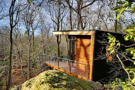 Tiny Homes For Sale In Maine by A Modern Studio Retreat In The Woods Workshop Apd Small House