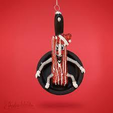 mr bacon ornament archie mcphee