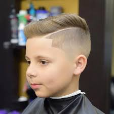 boys haircut with sides side part with line up haircuts for boy kid boy line up haircuts