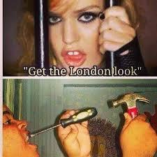 Rimmel London Meme - funny get the london look fashion shenanigans pinterest
