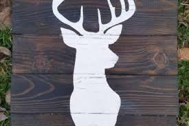 Deer Wall Decor 22 Deer Rustic Garden Decor Rustic Deer Christmas Decoration