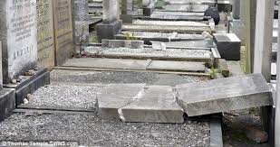 cost of headstones manchester vandals smash 14 headstones at cemetery in act