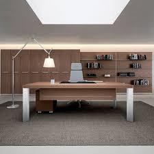 executive desk wooden contemporary corner dv903 tay by