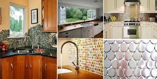creative kitchen backsplash 16 creative kitchen backsplashes that improve the interior design