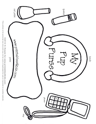 print and play purse for little girls printables for kids u2013 free