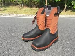 s boots justin size 9 justin boots s wk511 composite toe waterproof met guard