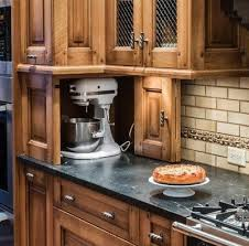 kitchen appliance ideas 40 appliance storage ideas for smaller kitchens removeandreplace com