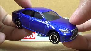 lexus f sport youtube tomica 100 lexus is 350 f sport die cast car youtube