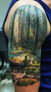 50 insanely gorgeous nature tattoos buzzfeed mobile skin art