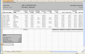 assignment a6 microsoft excel payroll spreadsheet
