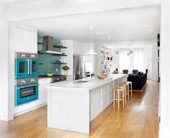 Interior Design Ideas Brooklyn Row House Updated With Fun Tile - Row house interior design