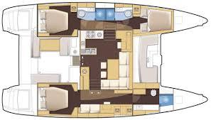 Catamaran Floor Plans The Catamaran Company Charter Fleet Quality Charter Catamarans