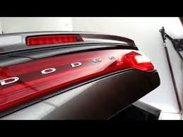 2014 Dodge Charger Tail Lights 2014 Dodge Charger Testing Reverse Tail Lights After Changing