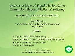 houses of light facebook day of service network of light of pirassununga são paulo