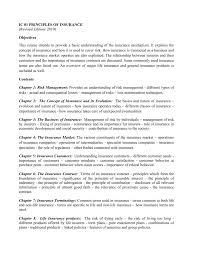lexisnexis bee certificate ic 01 principles of insurance insurance institute of india