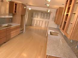 span new kitchen catch up how to install cabinets how tos diy