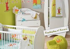 chambre bebe garcon theme décoration chambre bébé oiseau thème oiseau