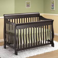 Convertible Sleigh Crib Orbelle Sleigh 4 In 1 Convertible Crib Reviews Wayfair