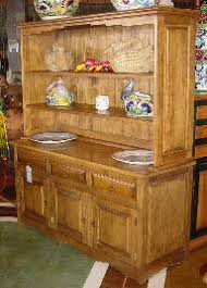 mexican southwest china cabinets