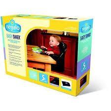 Regalo Portable Booster Activity Chair Regalo Chair Ebay
