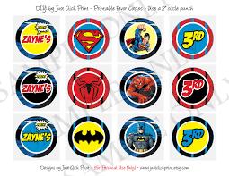 Spiderman Invitation Cards Superheroes Logos Batman Superman Spiderman Birthday Invitation