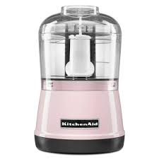 Kitchen Aid Colors by Kitchenaid 3 5 Cup Food Chopper In Pink
