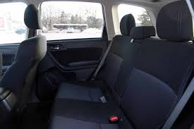 subaru forester interior 3rd row 10 things i learned about the 2016 subaru forester autoguide com