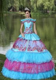 unique quinceanera dresses inexpensive multi colored quinceanera dresses where to find multi
