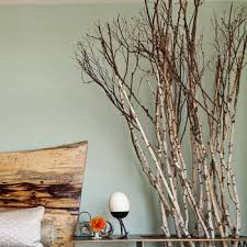 Branches Interior Design decorative birch branches trees logs