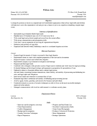 attorney resume format lawyer resume template