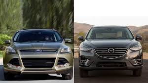 Ford Escape Awd - 2016 ford escape vs 2016 mazda cx 5 awd youtube