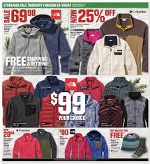 columbia black friday deals u0027s sporting goods black friday ads doorbusters and deals