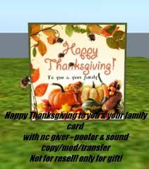 second marketplace happy thanksgiving to you your family