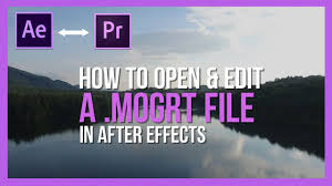 quick fix how to open a motion graphics template in adobe after