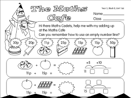sweet sweet sums a year 2 addition worksheet